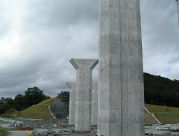 名古屋市で鉄筋工事を手がける上田鉄筋鋼業の施工事例です。